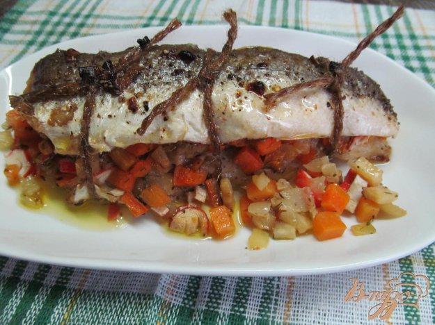 фото рецепта: Сэндвич из рыбы