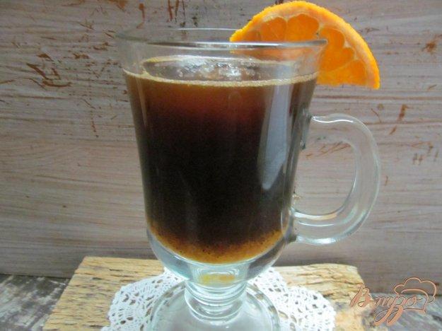 фото рецепта: Кофейный коктейль с мандарином