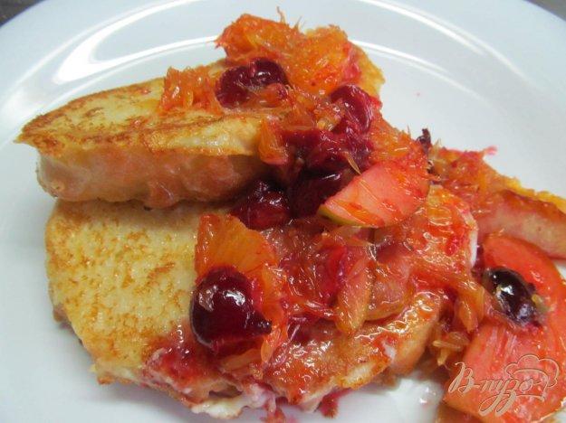 фото рецепта: Французский тост