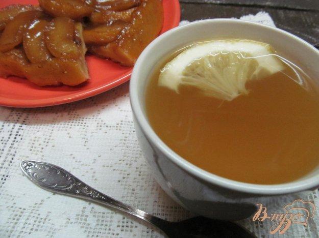 фото рецепта: Чай из кожуры яблока