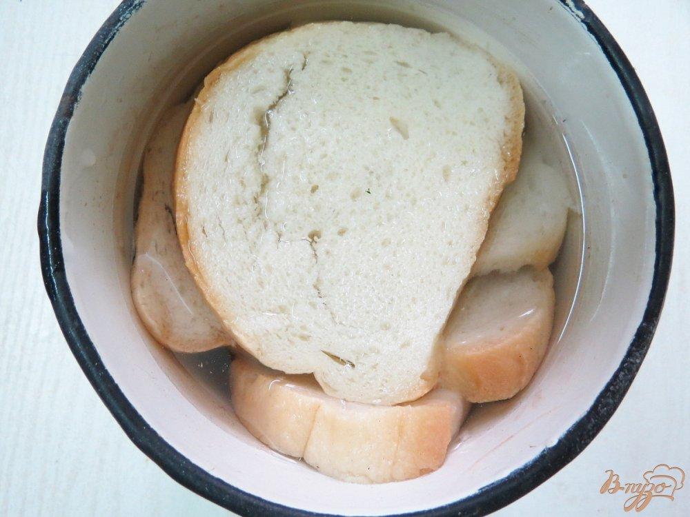 Фото приготовление рецепта: Зразы с зелёным луком шаг №3