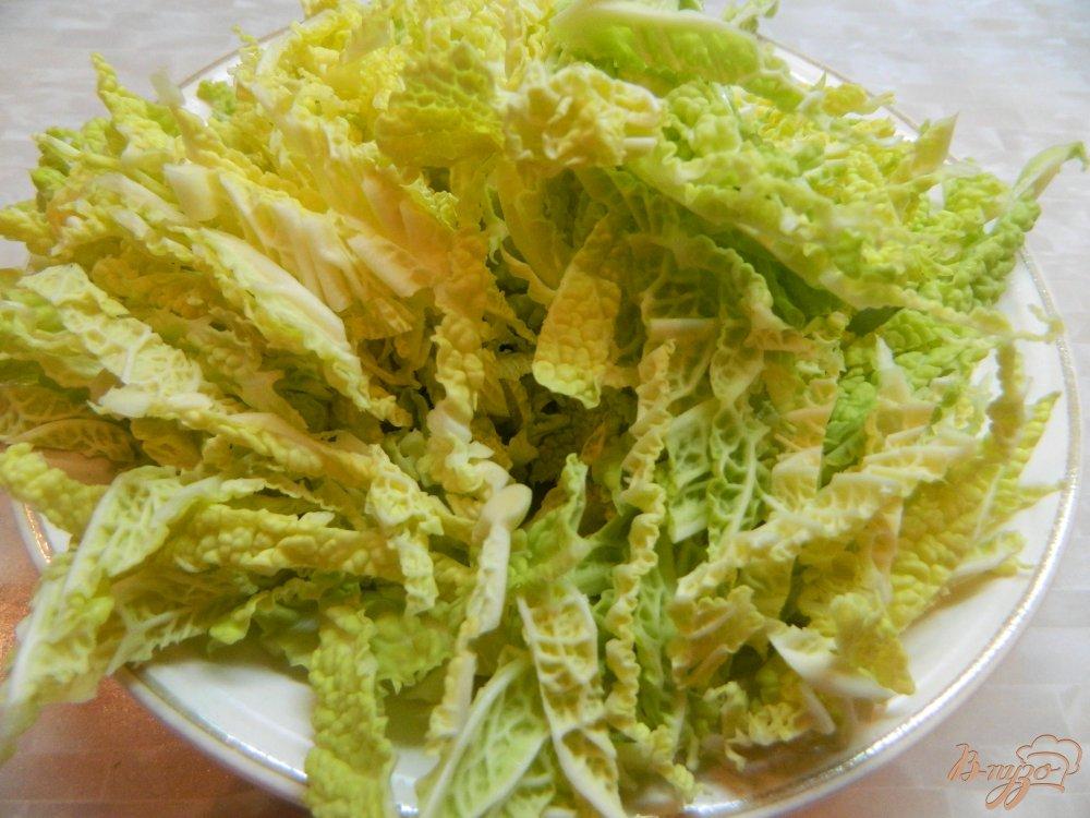 из савойской капусты рецепт