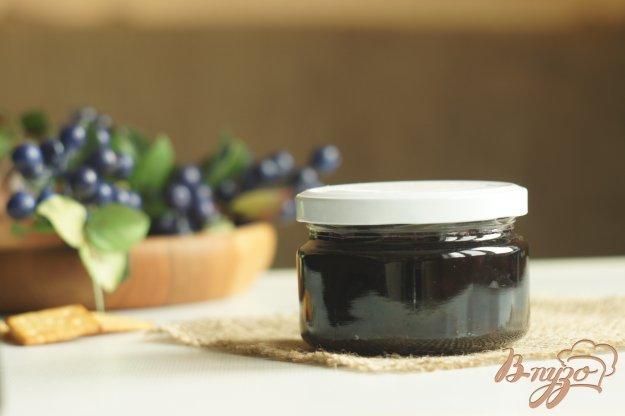 фото рецепта: Варенье из черноплодки с кабачком