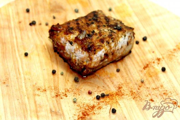 фото рецепта: Свиной балык в томатном маринаде