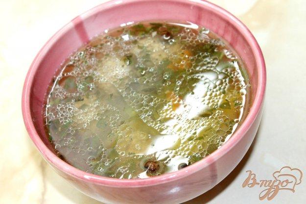 фото рецепта: Суп со спаржей и свининой