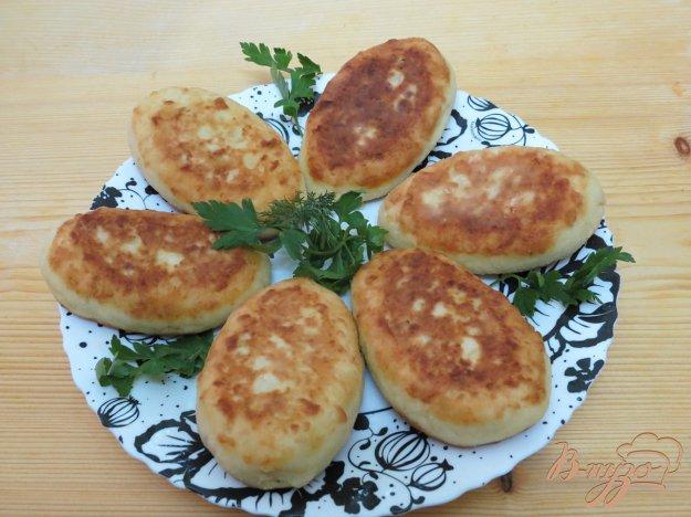 фото рецепта: Зразы картофельные с грибами