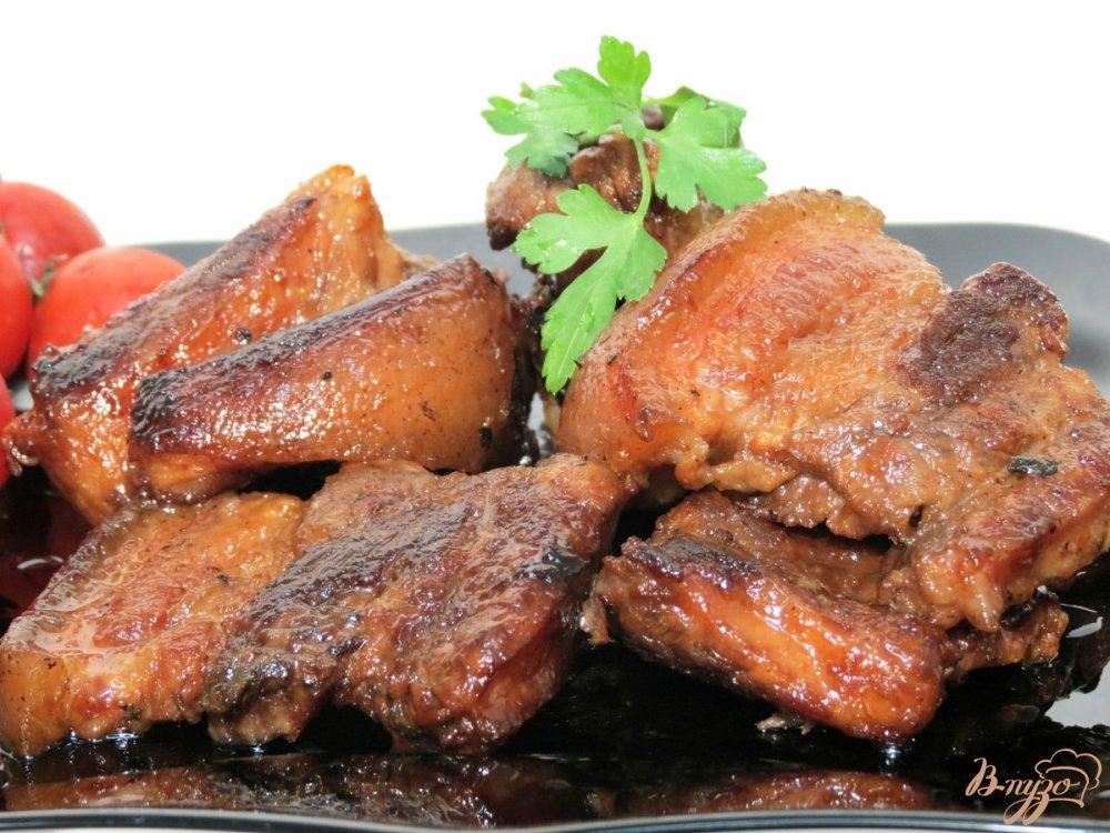 ребрышки свиные рецепты в горшочках в духовке