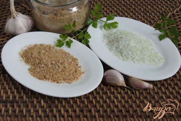 фото рецепта: Чесночная соль