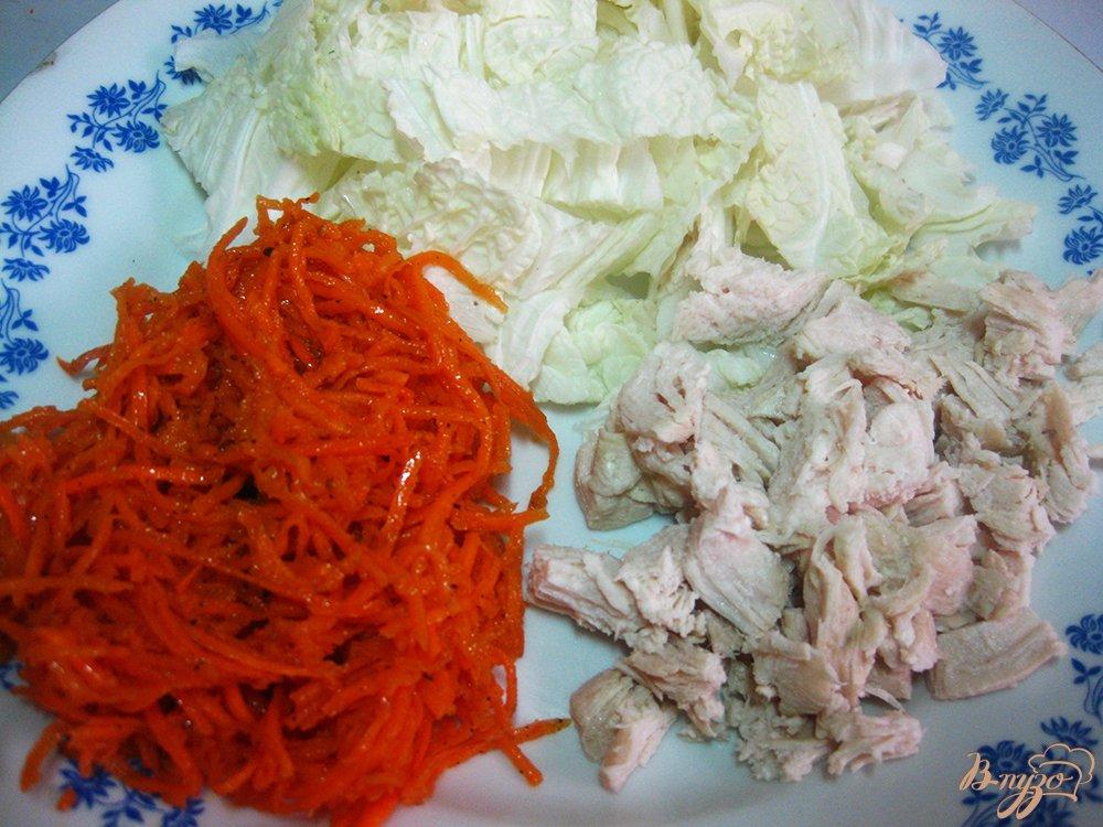Капуста морковь рецепт в домашних условиях 240
