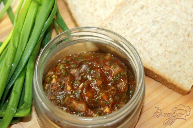 фото рецепта: Острый соус