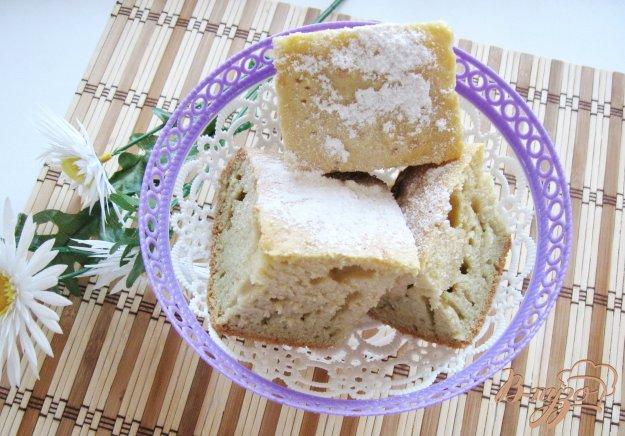 фото рецепта: Пирог с лимонадом
