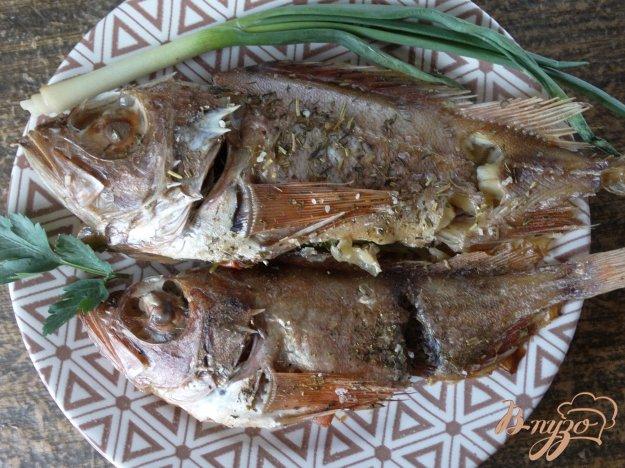 фото рецепта: Морской окунь в фольге