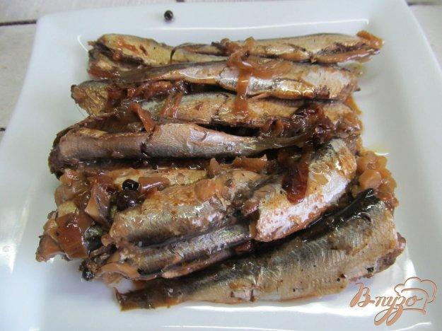 фото рецепта: Рыбные консервы