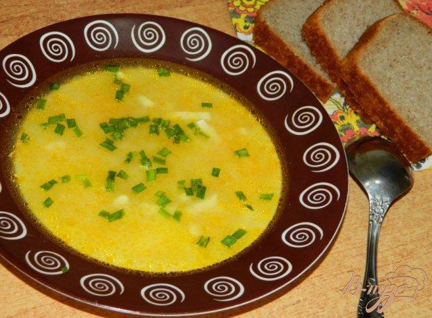 фото рецепта: Куриный суп с яйцами