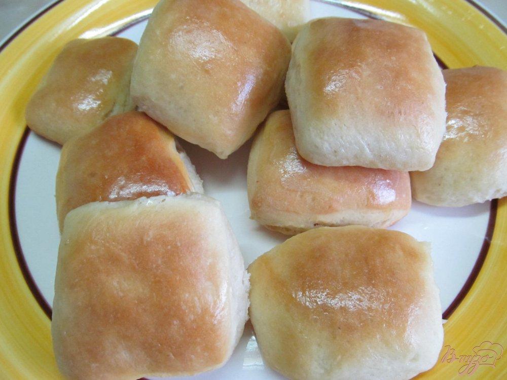 Булочки без дрожжей с сахаром рецепт с фото пошагово в духовке