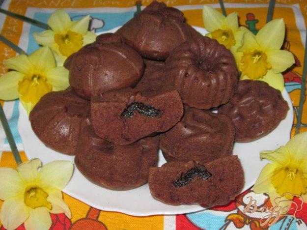 Рецепт шоколадных кексов с какао с пошагово в