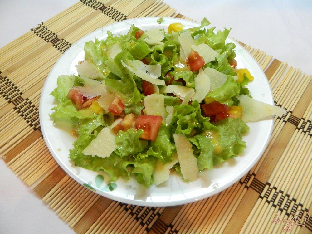 Легкие салаты к столу рецепты с