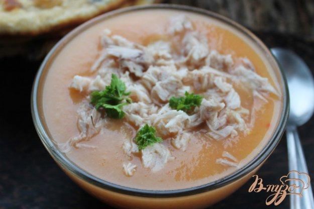 фото рецепта: Суп пюре с мясом кролика