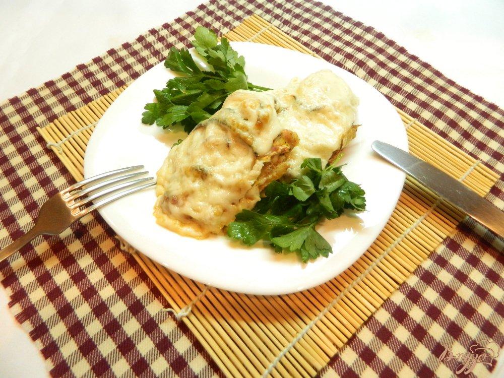 Мясо с овощами в духовке. Пошаговый рецепт с фото 43