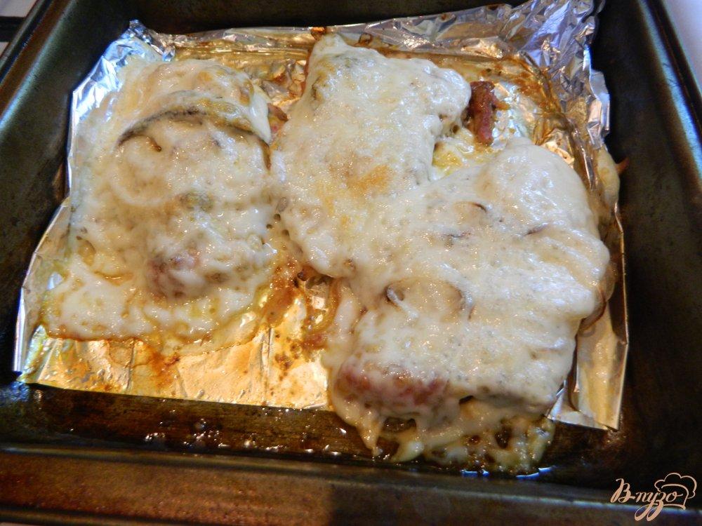 Мясо с овощами в духовке. Пошаговый рецепт с фото 20