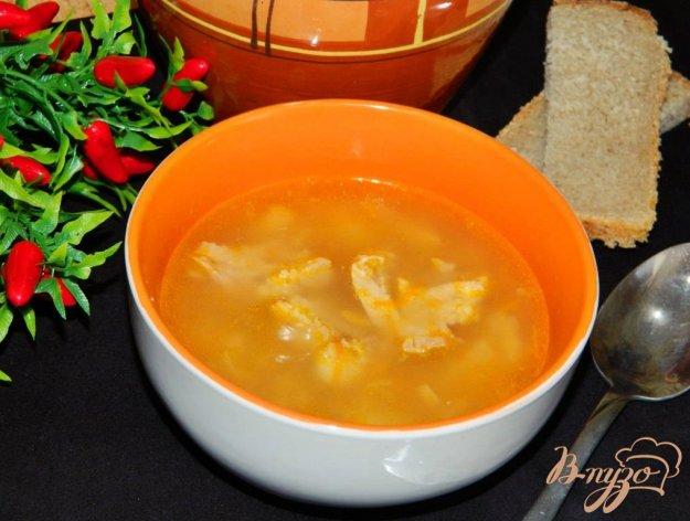 фото рецепта: Суп с чечевицей