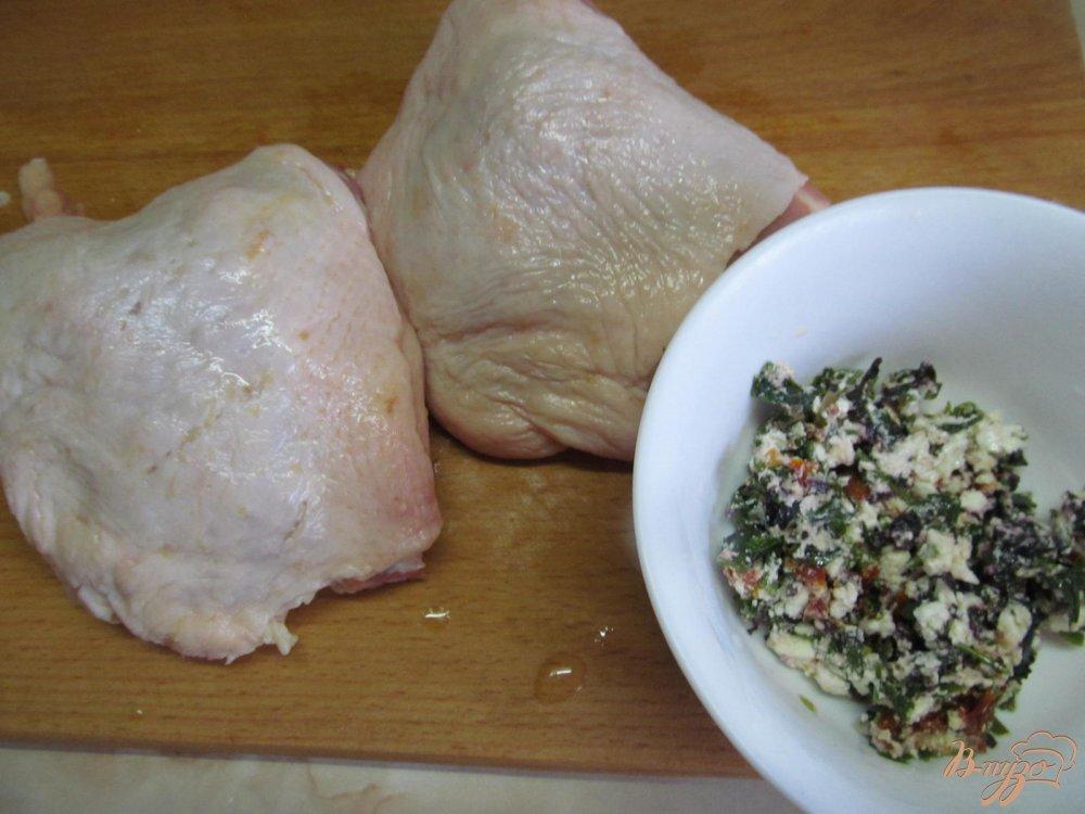 Куриные бедра пошаговый рецепт с