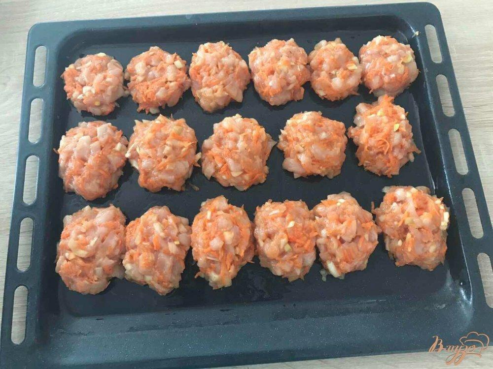 котлета из моркови в духовке рецепт
