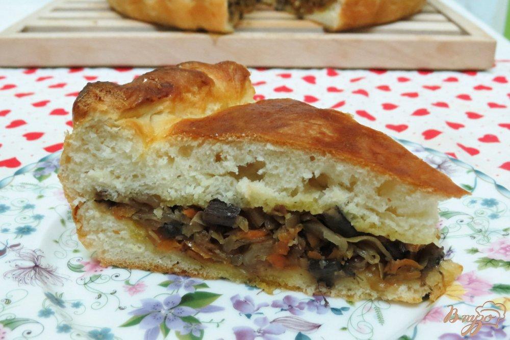 Рецепт мясного фарша для пирога из песочного теста с