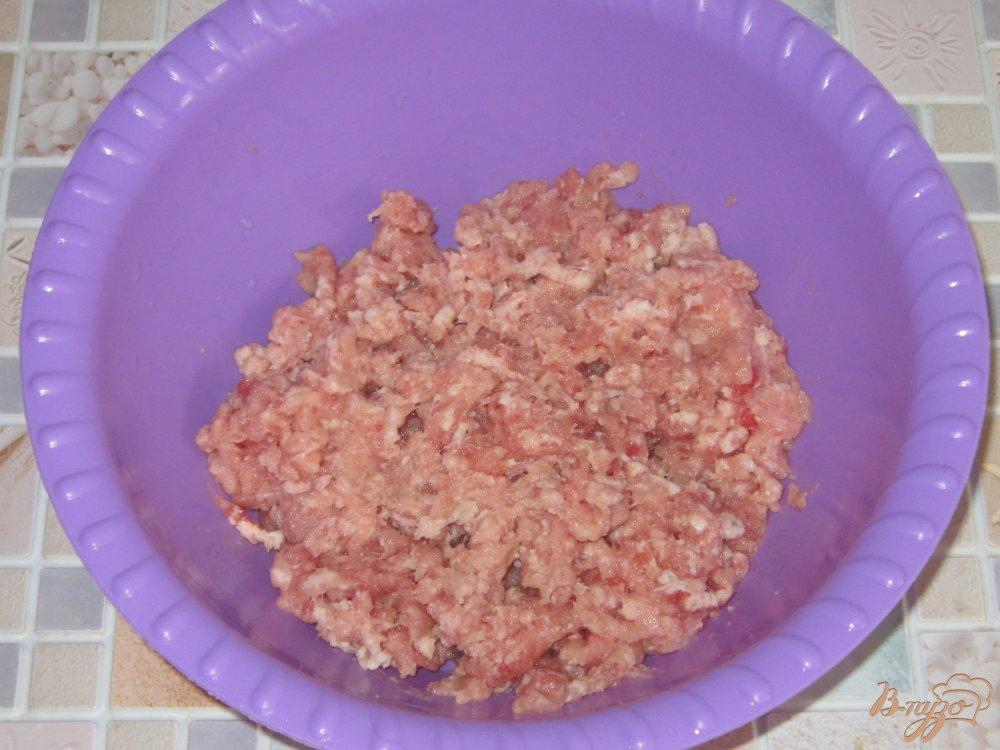 Фото приготовление рецепта: Запеканка в лаваше с фаршем шаг №1