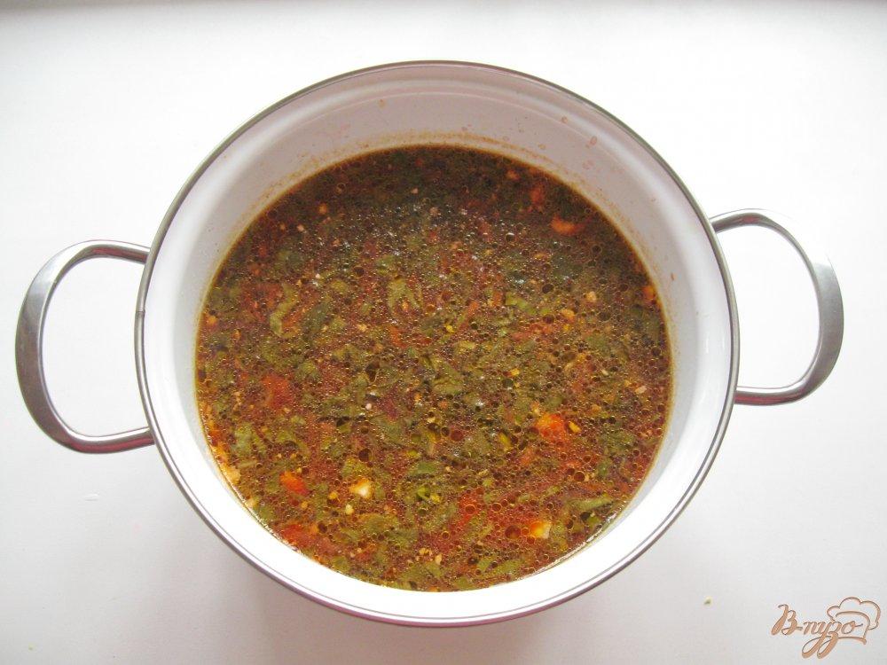 Борщ зеленый со щавелем рецепт с фото