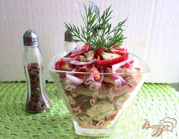 Тайский салат из зеленой папайи рецепт