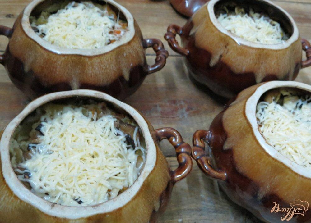 Пельмени в горшочках рецепт с пошаговым