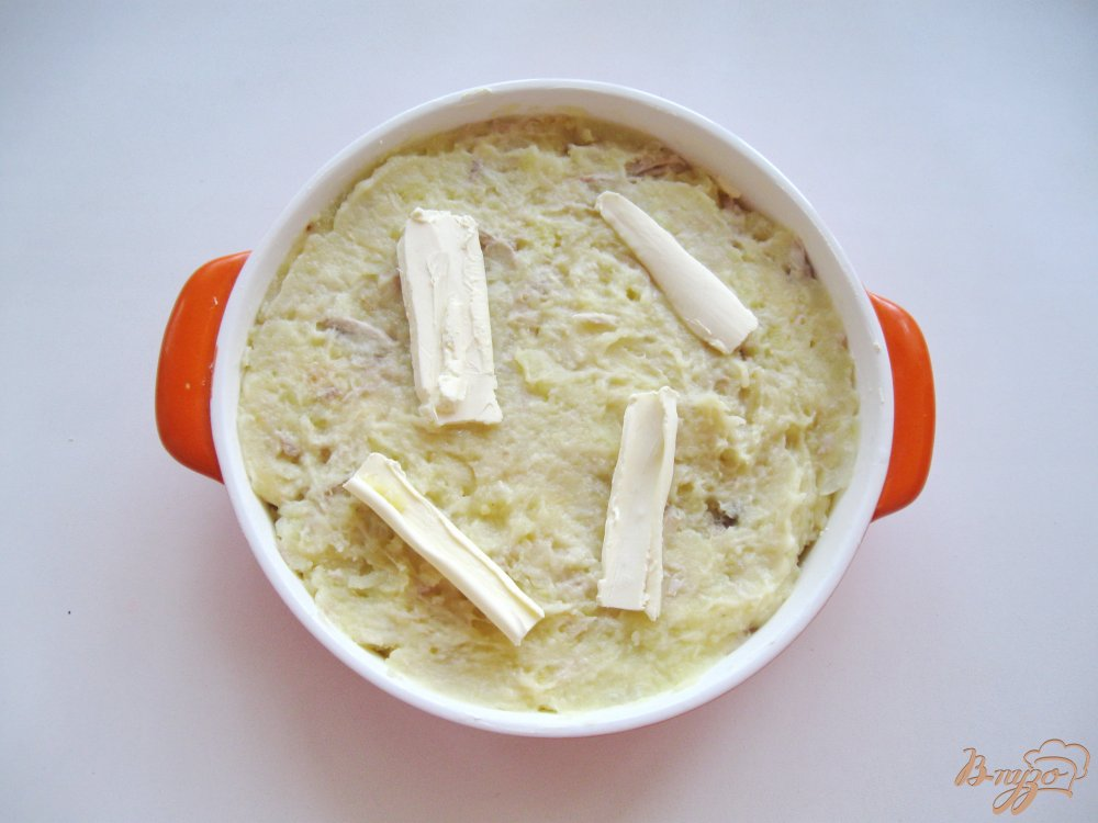 Картофельная запеканка с курицей рецепты с фото
