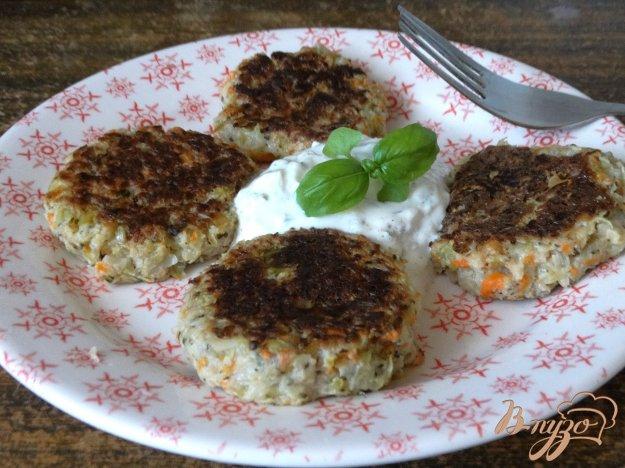 котлеты овощные в духовке рецепт с фото