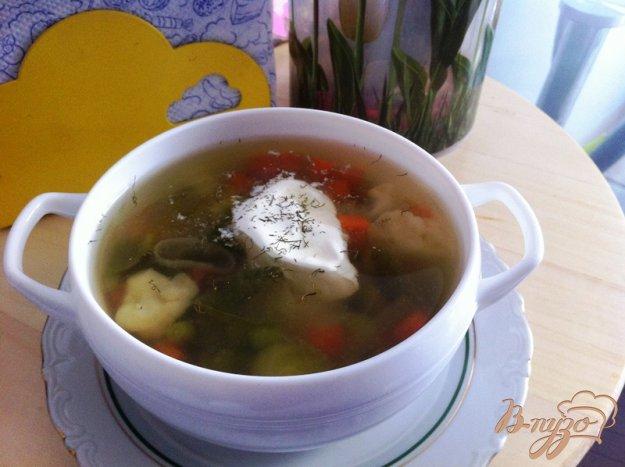 фото рецепта: Легкий овощной суп