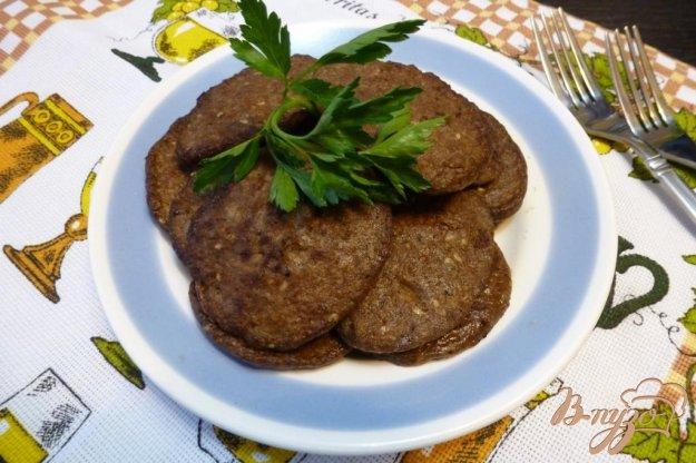 Пошаговый рецепт жареной печени с