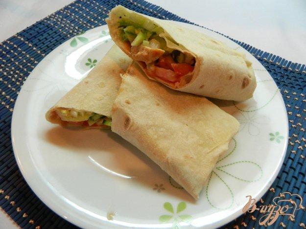 Рецепт шаверма в лаваше с курицей пошаговый рецепт с