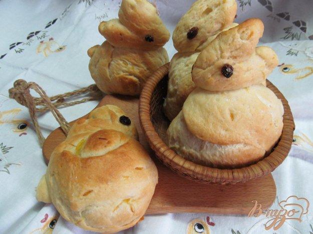 фото рецепта: Пасхальные кролики
