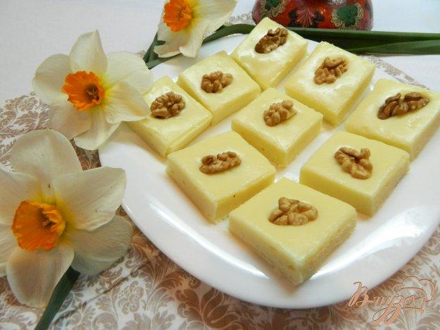 фото рецепта: Бурфи- индийская сладость