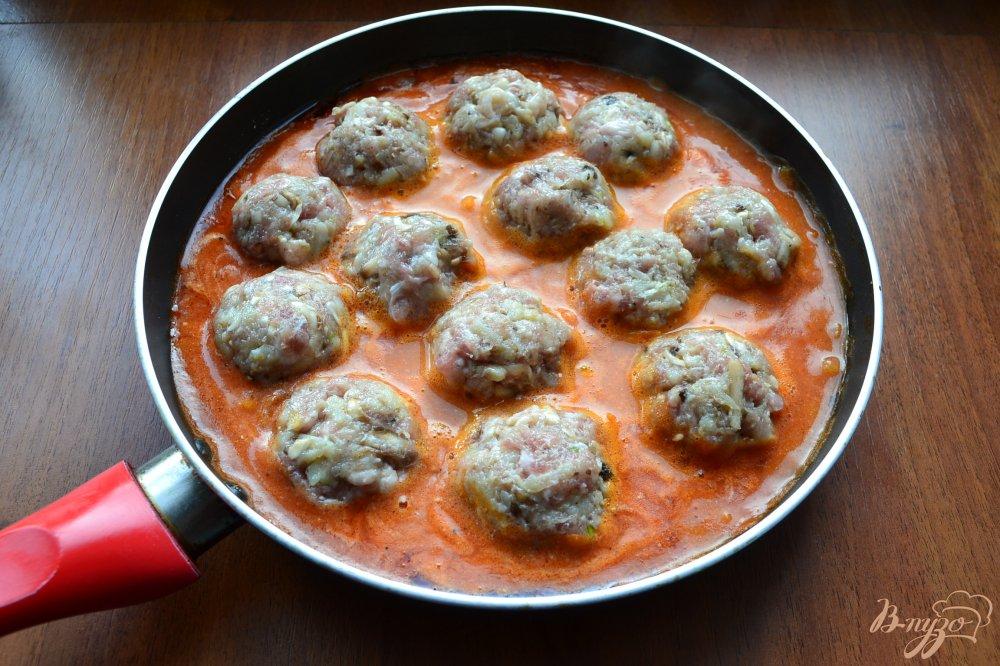 вкусные тефтели рецепт с фото пошагово