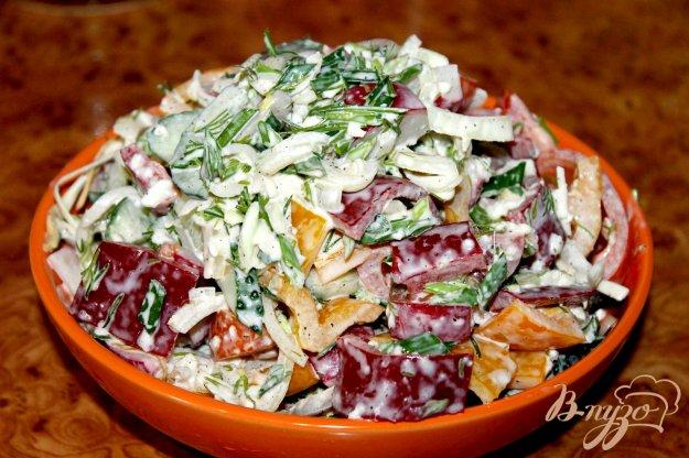 Самый вкусный салат в домашних условиях 211