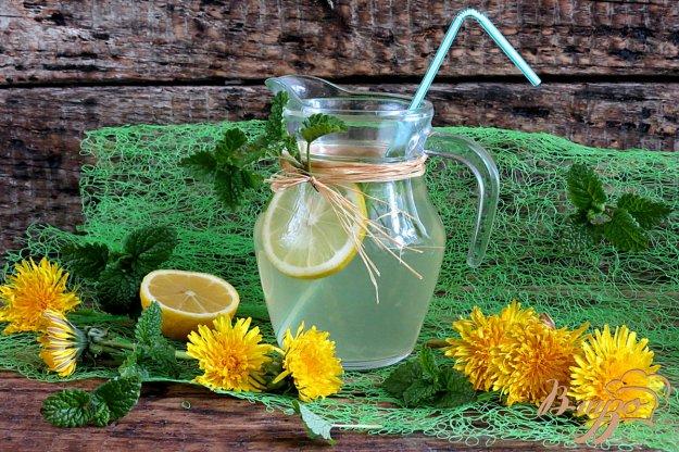 фото рецепта: Лимонад мятный