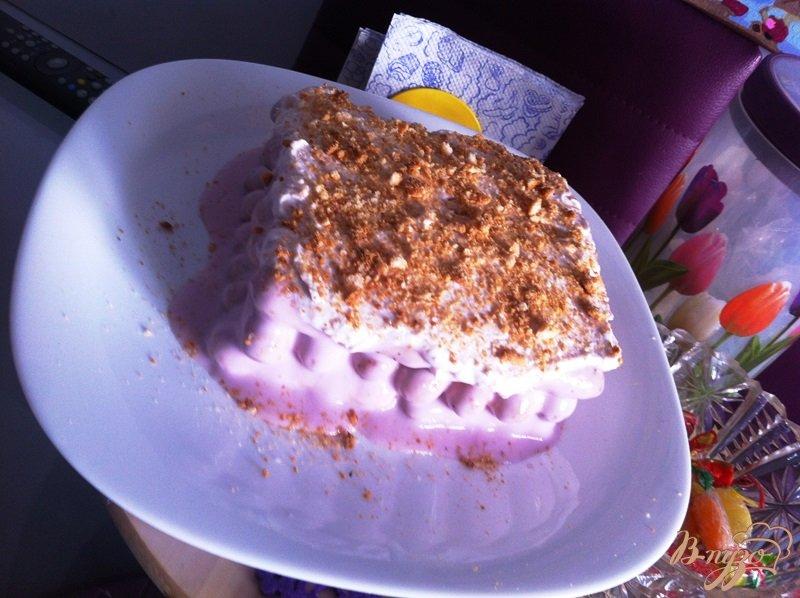 Печенье из творога и йогурта