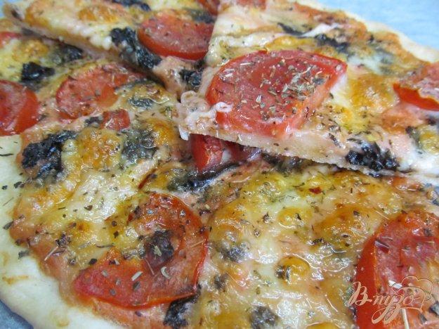 фото рецепта: Пицца а-ля