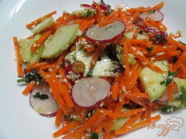 фото рецепта: Хрустящий мавританский салат