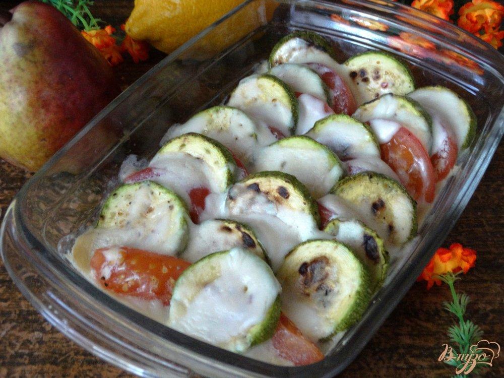 Кабачки на ужин рецепты с фото