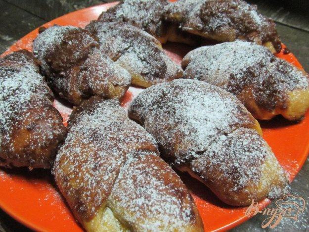 фото рецепта: Тыквенные булочки с апельсином