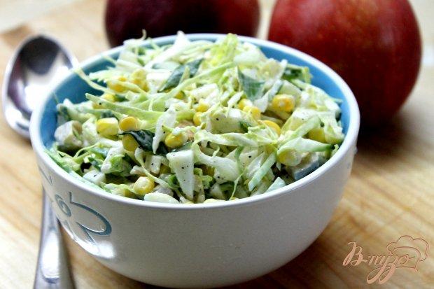 Простые салаты на скорую руку с кукурузой
