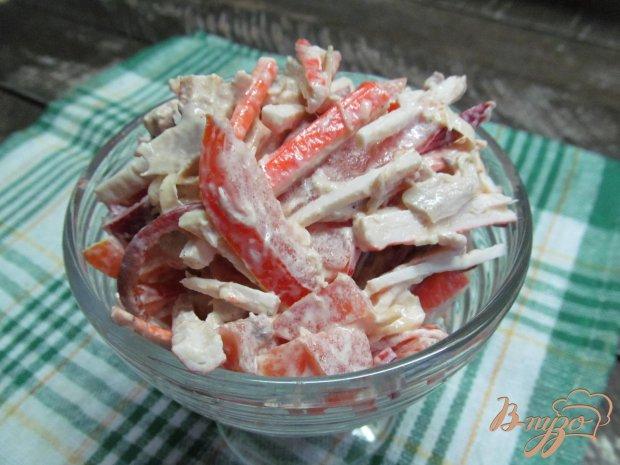 Салат с вареной говядиныы с фото простые и вкусные