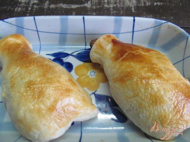 Рецепты с куриными ножками в тесте